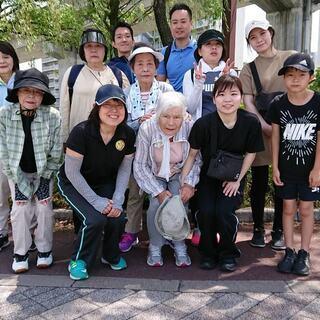 第4回|いつまでも元気に歩こう会|広島