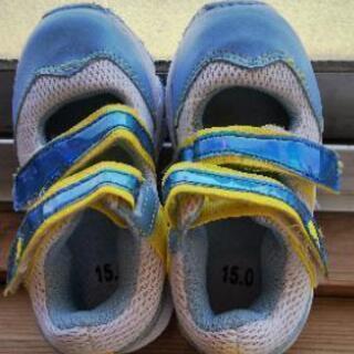 女の子靴3