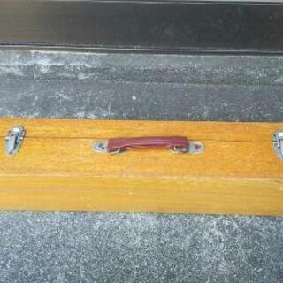大工道具セットの箱