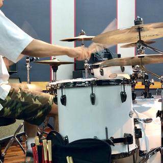 名古屋市近郊でドラム教えます、初心者〜中級者向け