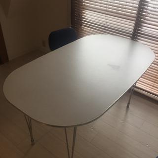 中央区 大塚家具ダイニングテーブル
