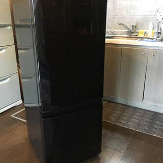 MITSUBISHI 冷蔵庫 146L  サファイアブラック