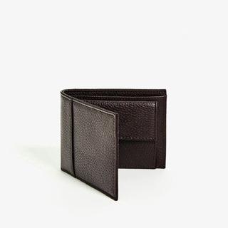 未使用 新品 財布 ZARA ザラ ブラウン