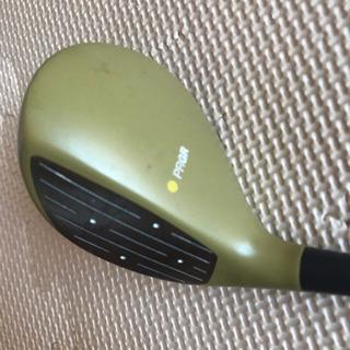 PRGR  プロギア ゴルフクラブ  5番 MODEL M-5