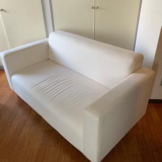 IKEA 2pソファ 布地