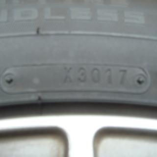 アルミホイール&スタッドレスタイヤ4本セット