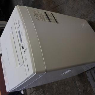 東芝 18年式 AW-45M5 4.5kg 洗い 洗濯機 単身サイ...
