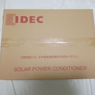 IDEC パワーコンディショナ PJ1A-A401形(4.0kW...