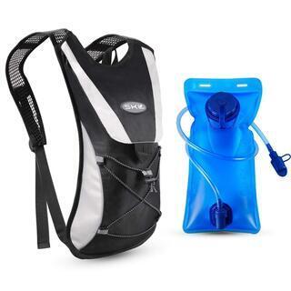 ハイドレーションパック バックパック 2L給水袋付き
