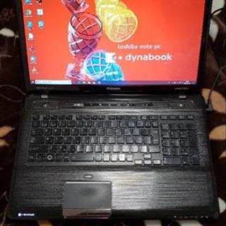 ノートパソコン i7 SSD