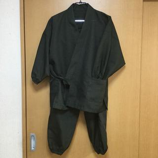 【手作り】作務衣