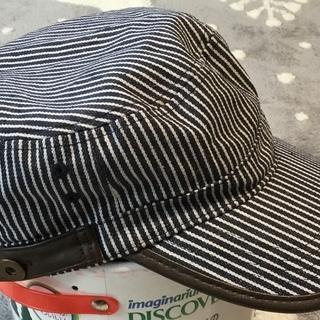 帽子56.5〜59.5cm