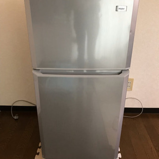 Haier冷蔵庫106L
