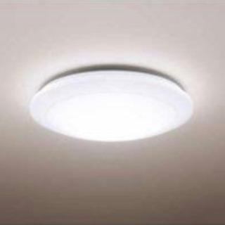 ほぼ新品 パナソニック リモコン付 LEDシーリングライト
