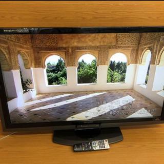 SHARP  AQUOS46インチフルハイビジョン液晶カラーテレビ...
