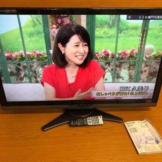 ☆SHARP☆ 液晶テレビ◎46V...