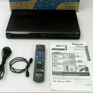 新品同様!HDD&DVD&Blu-rayレコーダー!2番組W録!