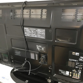 42型プラズマテレビ