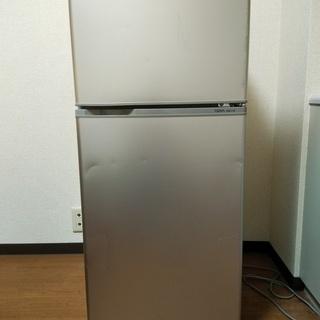 【取引中】単身用 2016年製 AQUA ノンフロン直冷式冷凍冷蔵...