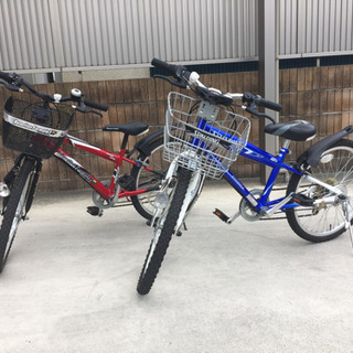 子供用自転車 2台セット