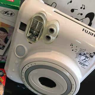 チェキ instax mini 50s 電池、フィルム付き