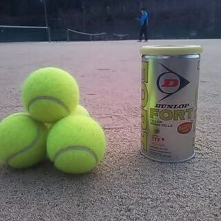 急募!  6/26、ナイターテニス(硬式)参加者募集