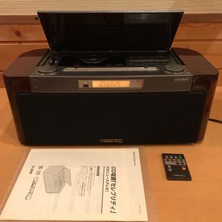SONY 電蓄 CD/ラジオ セレブリティ D-3000