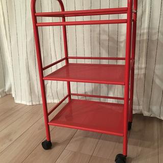 キッチンワゴン IKEA 美品