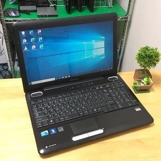 東芝 Corei3 メモリ4GB HDD640GB office2...