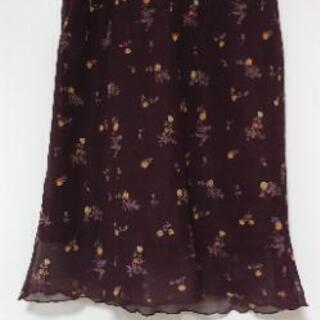 スカート 細身