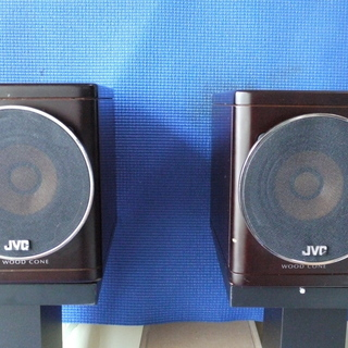 ビクター  SP-EXN1 *音声確認動画あり ウッドコーンフル...