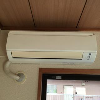 エアコン高圧洗浄で今年の夏はスッキリ❗️