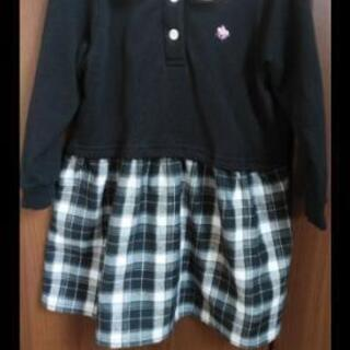 POLO Baby ドッキングワンピース 95size