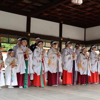 武道女子、巫女さん募集中~♪ NPO法人徳島県古武道協会