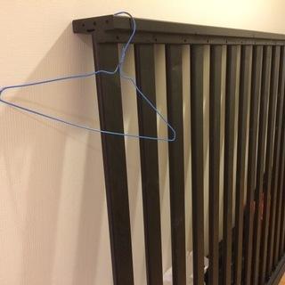 ロフトベッド(セミダブル)イケア組立式 - 家具