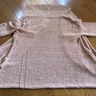 ニットカーディガンボレロ - 服/ファッション