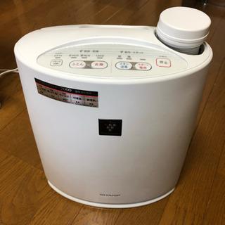 【値下げ】プラズマクラスター乾燥機、2012年度シャープ製