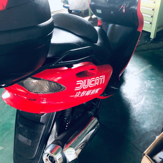 125cc  バイク