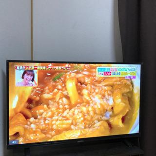 テレビ40型 アイリスオーヤマ2019年式