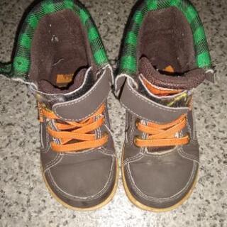 vans 靴 15センチ