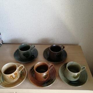 《値下げ》コーヒーカップ(5セット)