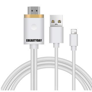 [新品]iPhone HDMI変換ケーブル