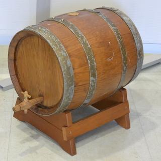 ワイン空樽 木樽 ボジョレーヌーボー 置物 ディスプレイ …