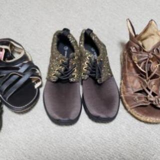 ❇️サンダルと靴 LLサイズ