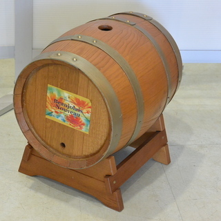 ワイン空樽 15L木樽 ボジョレーヌーボー 置物 ディスプ…