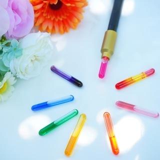 新しい物好き必見☆*° 悩みのスパイラルは行動力で解決!色と光でチ...