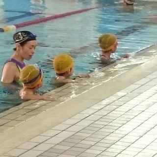 プール監視員募集! 横浜市 発達障害をもつ子供から成人までの水泳教室
