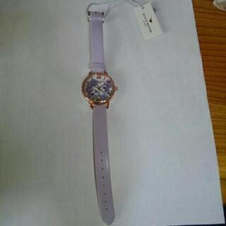 olivia  burton 腕時計 薄紫色