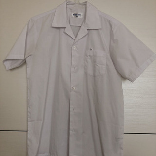 学生シャツ 半袖 160cm USED