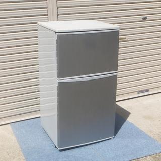 DAEWOO 大宇電子 86L 冷蔵庫 脚に難あり 2012年製